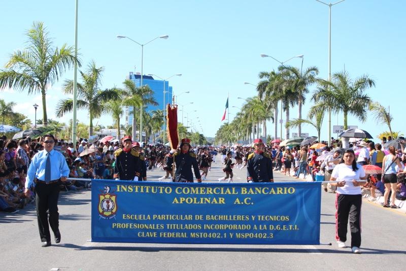 galeria desfile: