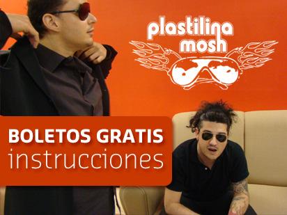 Instrucciones Plastilina Mosh