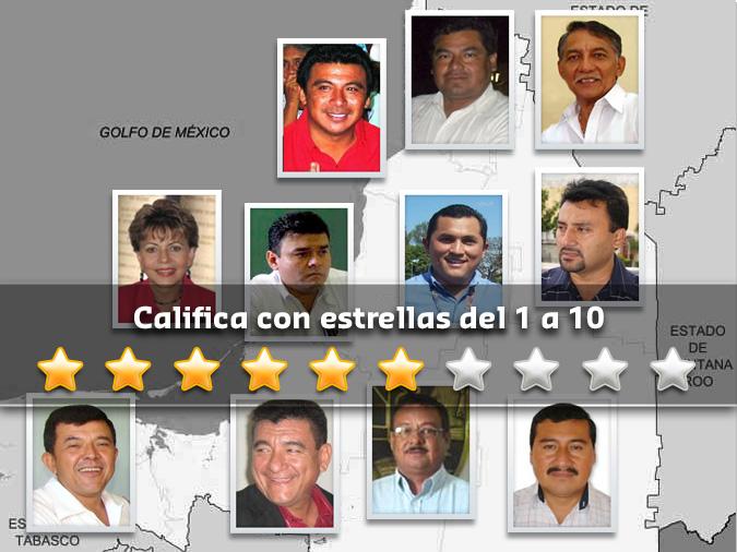 Califica Alcaldes