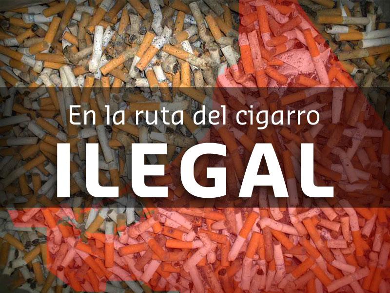 Cigarro Ilegal 3
