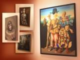 """EXPOSICIÓN PICTÓRICA """"PAGO EN ESPECIE"""" EN LA GALERÍA """"DOMINGO PÉREZ PIÑA"""""""