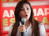 AGRADECE ANA MARTHA EL VOTO DE LOS CAMPECHANOS
