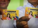 TRIBUNAL REMITIRÁ 2 MIL 435 TARJETAS DE SORIANA AL IFE