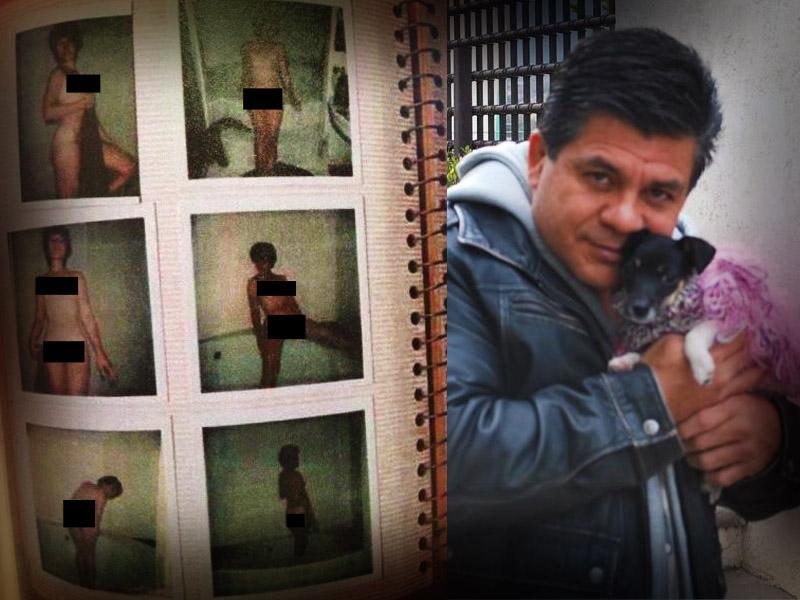 Andrés Puentes Publica Fotos De La Mamá De Tatiana Desnuda