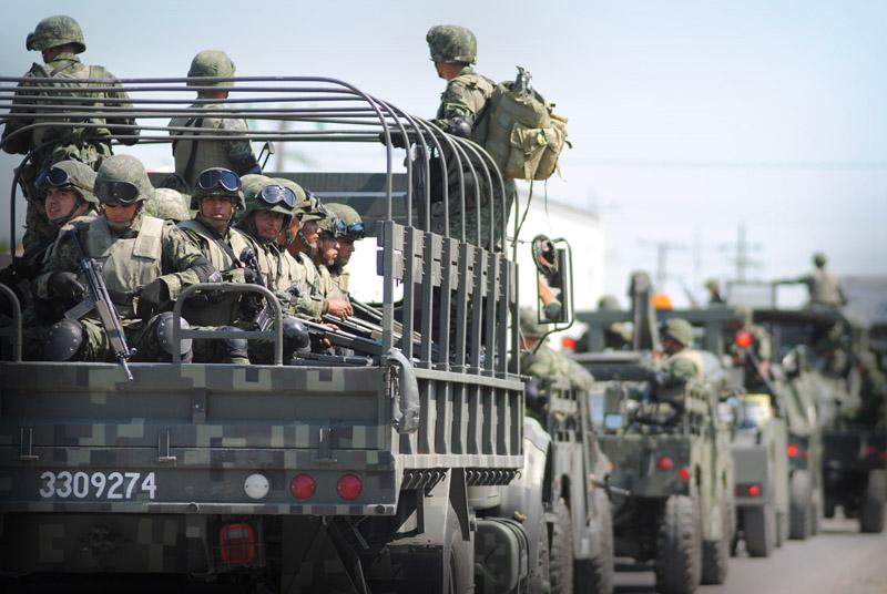 Resultado de imagen para guerra contra el narco