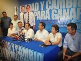 """ERNESTO CORDERO BUSCA """"PONER AL PAN DE PIE PARA REGRESARLE SU DIGNIDAD"""""""