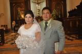 SARA GARCÍA Y JORGE BRITO UNEN SUS VIDAS EN MATRIMONIO