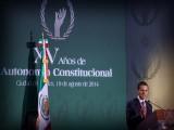 EPN RECONOCE TRABAJO FUNDAMENTAL DE LA CNDH PARA LA DEMOCRACIA EN MÉXICO