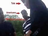 """VIDEO: APARECE """"EL AMERICANO"""" CON """"LA TUTA"""" Y ES SEPARADO DE FUERZA RURAL"""
