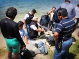 OPERATIVOS CONTRA DEPREDADORES; DECOMISAN ARTES DE PESCA PROHIBIDAS