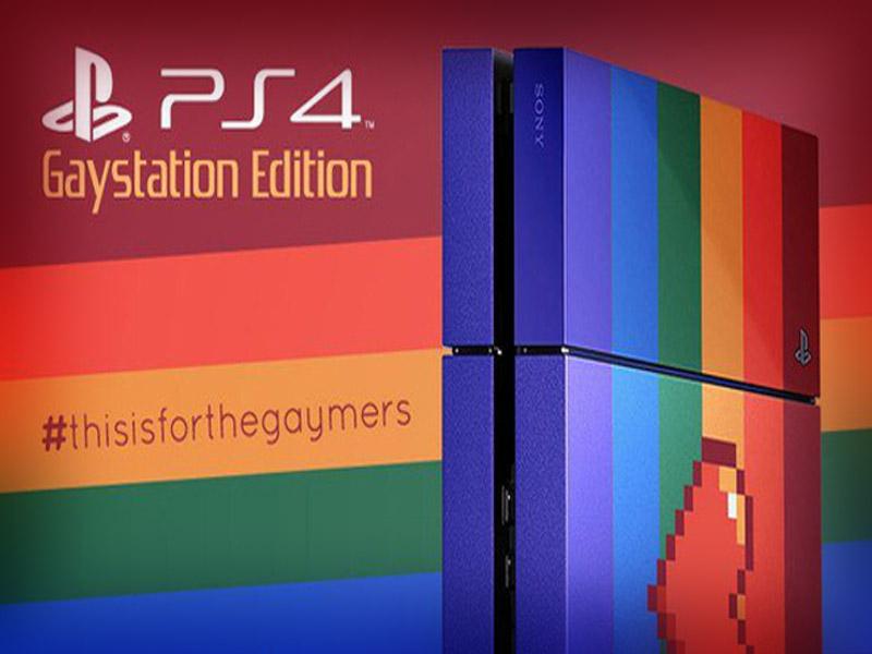 Gay Playstation 69
