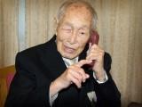EL HOMBRE MÁS VIEJO DEL MUNDO VIVE EN TOKIO Y TIENE ¡111 AÑOS!