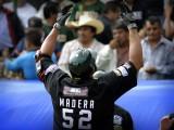 SANDY MADERA EMPATA MARCA DE MÁS JONRONES EN JUEGO DE SERIE FINAL