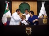 RINDE SEGUNDO INFORME MAGISTRADA PRESIDENTA DEL PODER JUDICIAL
