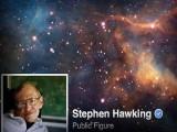 ¡STEPHEN HAWKING YA ES AMIGO DE FACEBOOK!