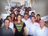 GOBERNADOR RECONOCE DESEMPEÑO DE 40 LÍDERES Y ASISTENTES EDUCATIVOS CONAFE