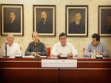 CAMPECHE GESTIONA RECURSOS PARA SANEAMIENTO DE LA BAHÍA: DAVID KORENFELD