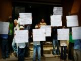 MANUEL ZAVALA Y EJIDATARIOS ACUSAN A EDIL PACHECO UCÁN DE CREAR CONFLICTOS