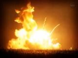 VIDEO: ¡EXPLOTA COHETE DE LA NASA TRAS LANZAMIENTO!