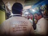 PROFECO VERIFICA COMERCIOS EN EL SAINZ DE BARANDA