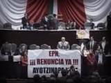 VIDEO: ASÍ SE ENFRENTARON DIPUTADOS POR AYOTZINAPA Y 'CASA BLANCA'