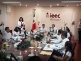 POR IRREGULARIDADES EN MANEJO DE PRERROGATIVAS, SANCIONA IEEC AL PRD Y PT