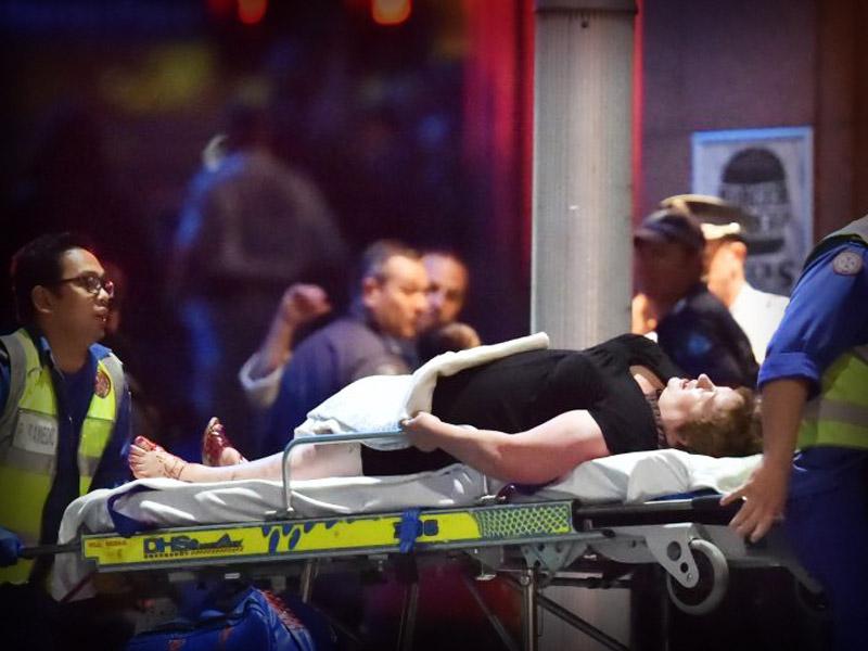 TOPSHOTS-AUSTRALIA-SEIGE-CONFLICT