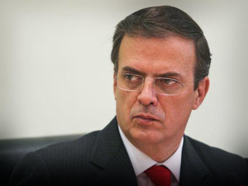 Marcelo Ebrard Biografia Audiencia a Marcelo Ebrard