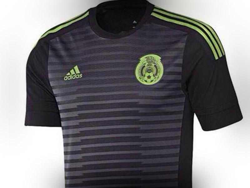 Será negro el color que deberá usar la Selección Nacional de México el día  domingo 7 de junio –día de jornada electoral en varios estados del país 226b06377fbc5