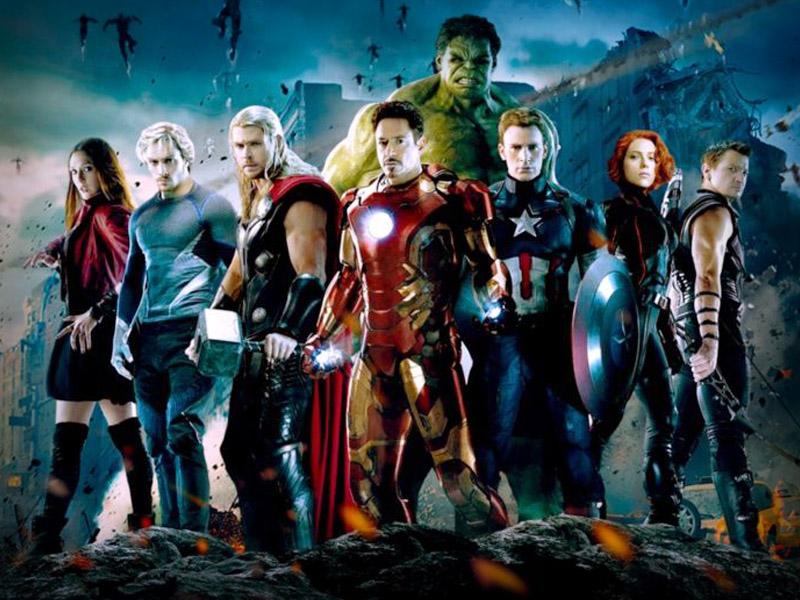 Capitan Marvel Y Los Falsos Vengadores Todo Lo Que: ¡AHORA LOS VENGADORES TENDRÁN SU VIDEOJUEGO!
