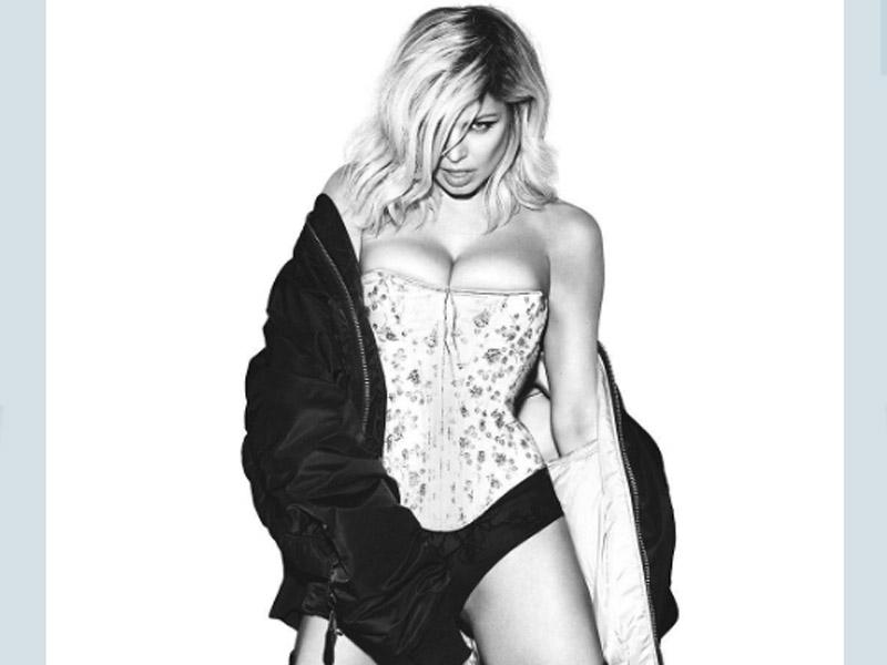 Fergie Se Desnuda Para Promocionar Nuevo Disco Campechecommx