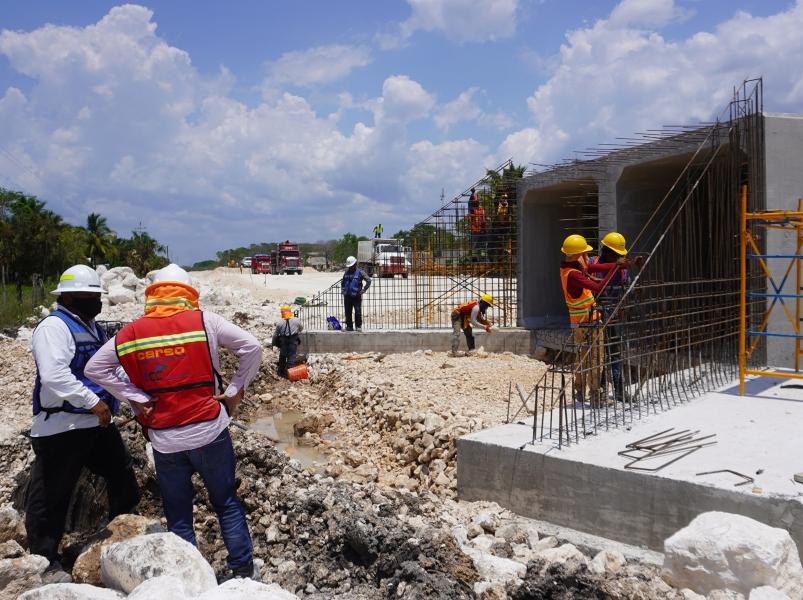 Lluvias afectan trabajos del tren maya: Necesario capacitar al personal de  campo - Campeche.com.mx
